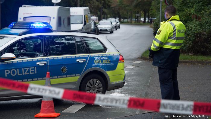 Chemnitz'de terör zanlısı hâlâ yakalanamadı
