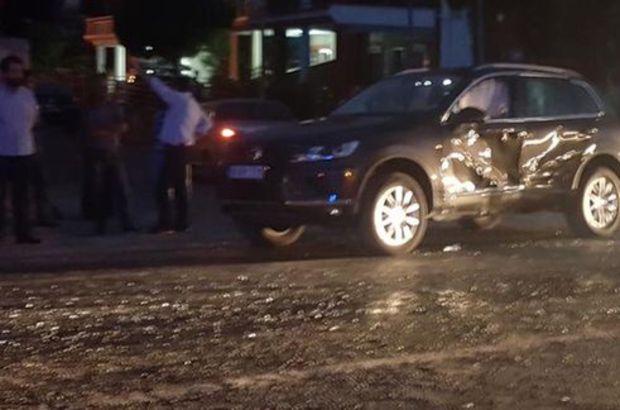 CHP Aydın Milletvekili Hüseyin Yıldız kaza geçirdi