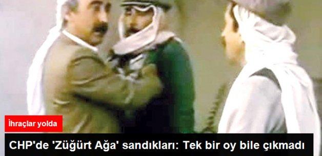 CHP'de Züğürt Ağa Sandıkları: 3896 Üye Partisine Oy Atmamış