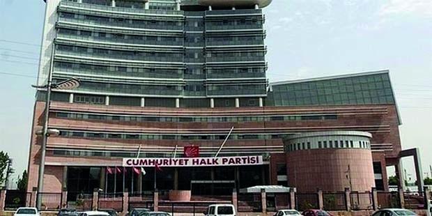 CHP: Şamar oğlanı bir başbakan ve hükümetle ülkenin sorunları çözülmez