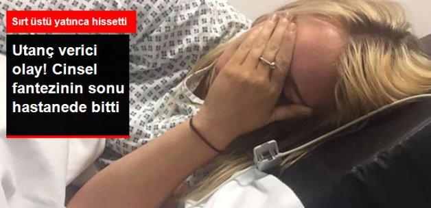 Cinsel Fantezinin Sonu Hastanede Bitti
