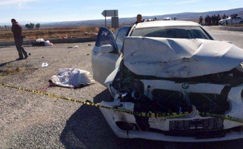 Çorum'da feci kaza: Çok sayıda kişi hayatını kaybetti