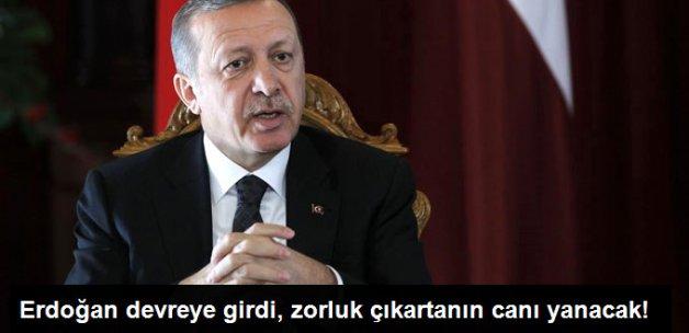 Cumhurbaşkanı Erdoğan Doğulu İş Adamları İçin Devrede