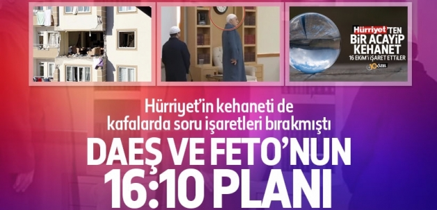 DAEŞ ve FETO'nun 16:10 planı