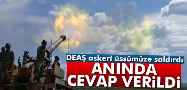 DEAŞ Türk üssüne saldırdı