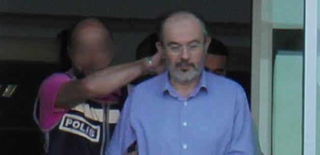 Deniz Kuvvetleri imamı olduğu iddia edilen Sipahioğlu'nun şoförü serbest kaldı