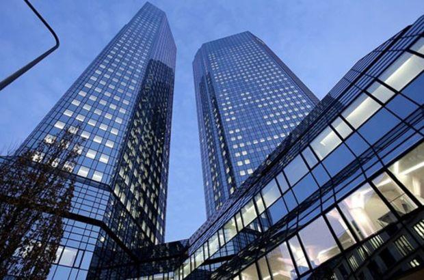 Deutsche Bank 10 bin çalışanının işine son verecek