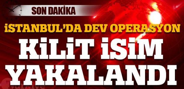 DHKP-C'nin Türkiye sorumlusu İstanbul'da yakalandı