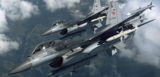 Diyarbakır'da PKK'ya hava harekatı! 5 hedef imha edildi
