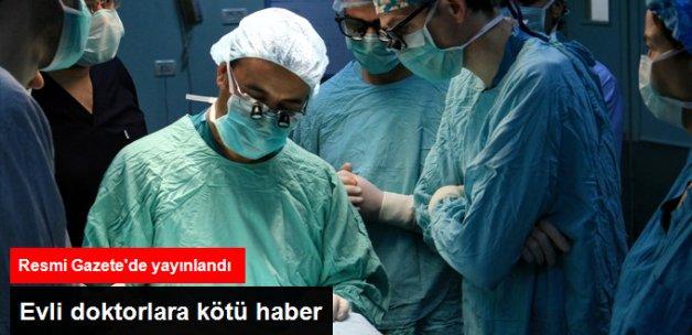 Doktorlar İçin Eş Durumu Tayini Kalktı