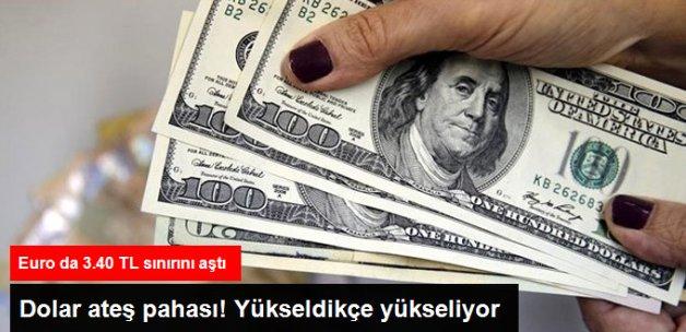 Dolar 3.05 Lirayı Aştı