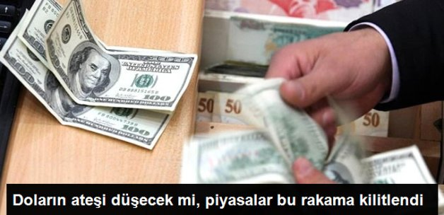 Dolar 3.05 Sevilerinde, ABD'den Gelecek Veriyi Bekliyor
