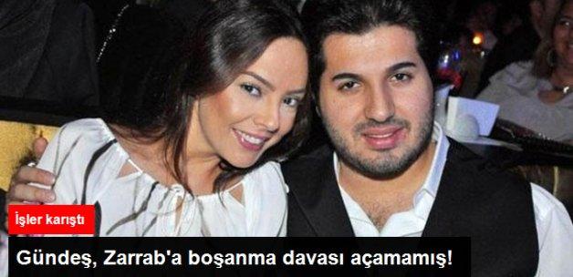 Ebru Gündeş, Reza Zarrab'a Boşanma Davası Açamamış!