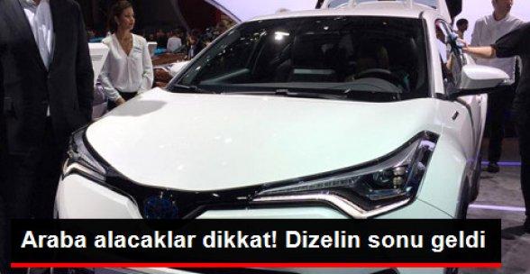 Elektrikli Otomobil Yeniden Popüler Oldu, Dizelin Sonu Geldi!