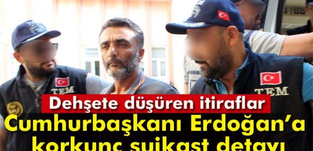Erdoğan'a suikast timindeki Çiğli'nin 'üs imamı'ndan dehşete düşüren FETÖ itirafları