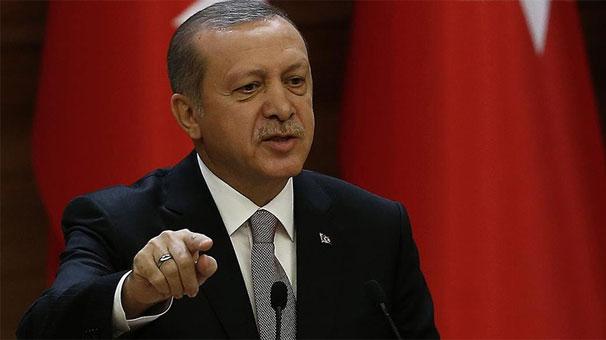 Erdoğan'dan flaş Şemdinli açıklaması