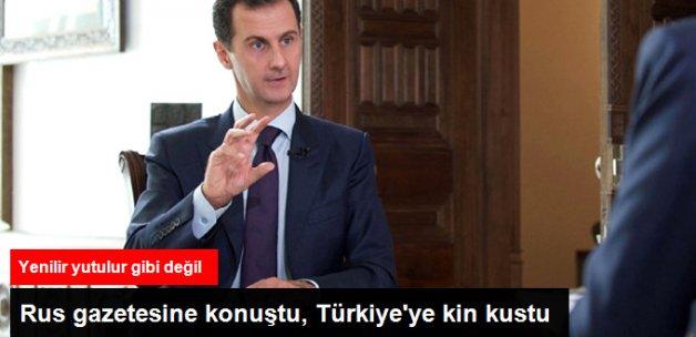 Esad: Fırat Kalkanı Operasyonu İşgal