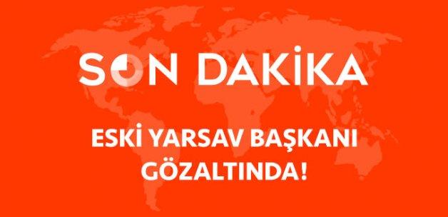 Eski YARSAV Başkanı Murat Arslan, Gözaltına Alındı