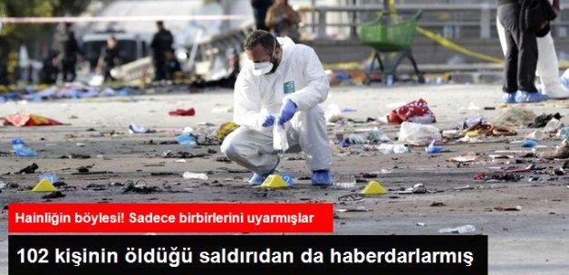 FETÖ'nün Ankara Garı Saldırısından Haberdar Olduğu Ortaya Çıktı