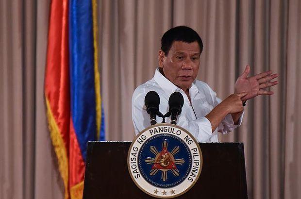 Filipinler Devlet Başkanı ABD'ye meydan okudu: Hadi beni devirin