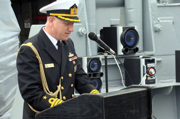 Firari amiral İrfan Arabacı İzmir'de yakalandı