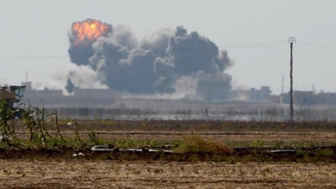 Fırat Kalkanı Harekatında DEAŞ'a ait dört hedef imha edildi