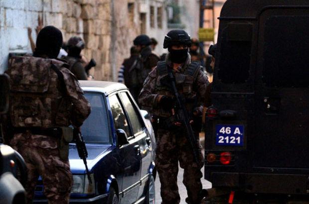 Gaziantep'te DAEŞ operasyonu: 4 gözaltı