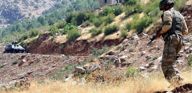 Hava ve kara operasyonlarında 21 terörist etkisiz hale getirildi