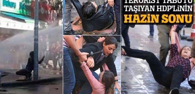 HDP'li vekil Feleknas Uca'nın son hali