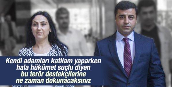 HDP Şemdinli saldırısıyla ilgili hükümeti suçladı