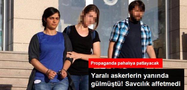 Hemşireye Terör Propagandasından Hapis İstemi