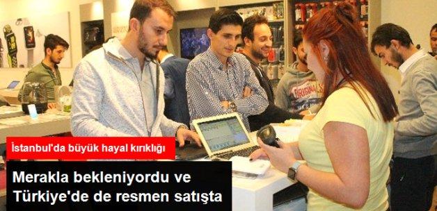 İphone 7 İstanbul'da Beklenen İlgiyi Görmedi
