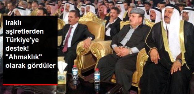 Irak'lı Aşiret Liderlerinden Merkezi Hükümete Türkiye Eleştirisi: Tavrınız Ahmakça