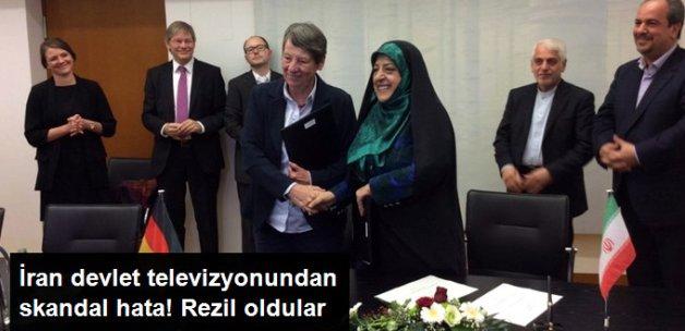 İran Devlet Televizyonundan Skandal Hata! Alman Kadın Bakanı, Erkek Sandılar