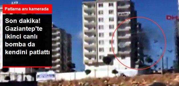IŞİD'in Gaziantep Sorumlusu Mehmet Kadir Cabel, Kendini Patlattı