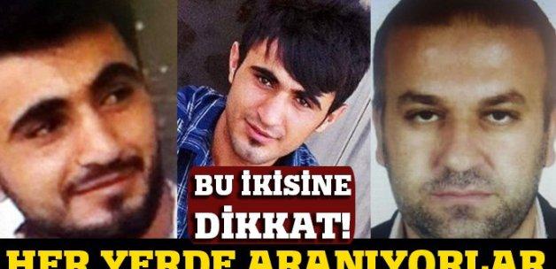 İzmir'de bombacılar her yerde aranıyor