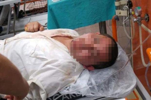 İzmir'de otobüs şoförünü 5 kişi sopayla darp etti