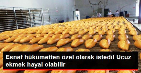 Kamu, Esnafla Rekabet Etmeyecek, Belediyeler Ekmek Üretemeyecek!