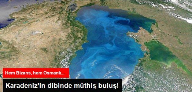Karadeniz'in Dibinde Osmanlı ve Bizans'tan Kalma Gemi Batıkları Bulundu