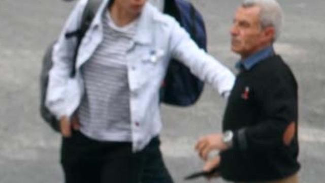 Kayseri'de bıçaklı servis sürücüsü dehşeti yaşattı