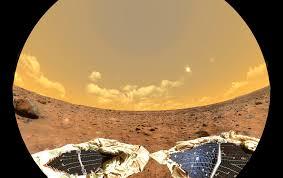 Kızıl Gezegen'den Kötü Haber: Kayıp Schiaparelli'yi NASA Buldu