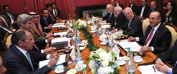 Lozan'da kritik Suriye toplantısı
