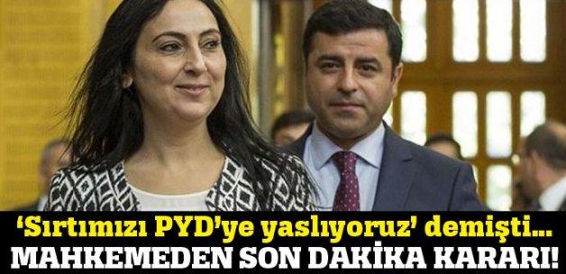 Mahkemeden Figan Yüksekdağ hakkında zorla getirme kararı