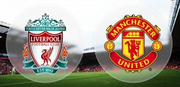 Manchester United, Liverpool'a geçit vermedi