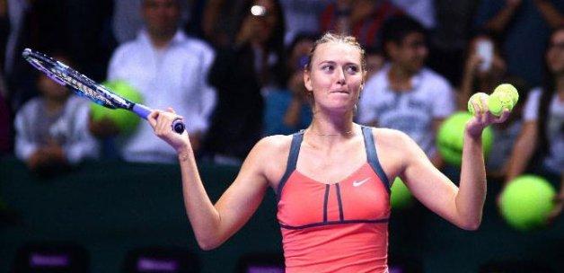 Maria Sharapova'nın cezası 15 aya indirildi