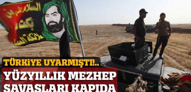 Musul operasyonunda Şii milislerin de olduğu iddiası