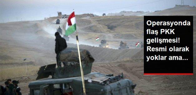 Operasyona 36 Ülkeden 30 Bin Kişi Katılıyor! 3 Bin PKK'lı Musul'da