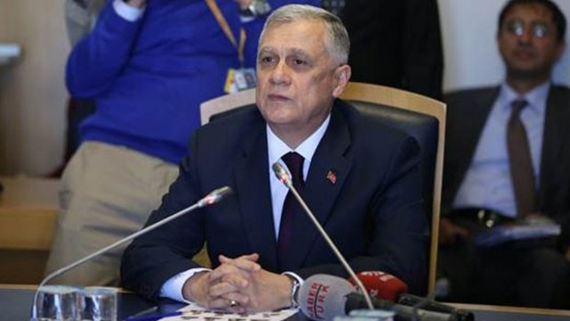 Org. Ümit Dündar darbeyi araştırma komisyonunda konuştu