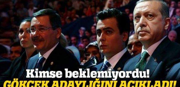 Osman Gökçek ATO başkanlığına adaylığını açıkladı