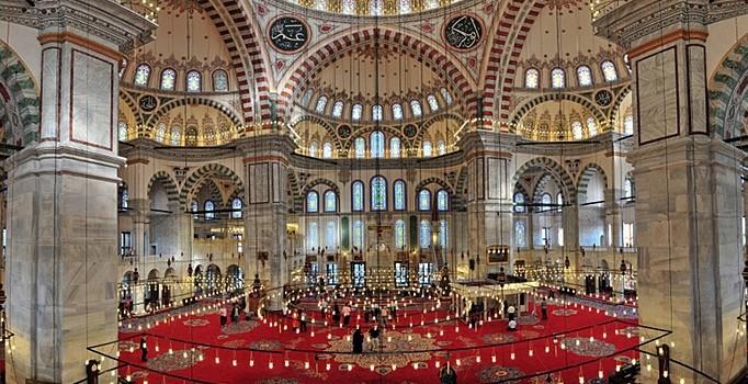 Osmanlı camilerinin güvenliği ve temizliği artık İBB'de